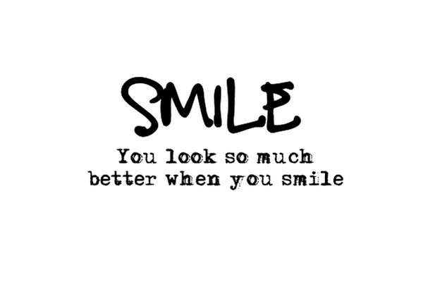 Smile Everyday Quotes